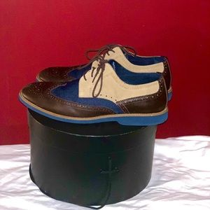 Joseph Abboud Men's Oxford Shoes